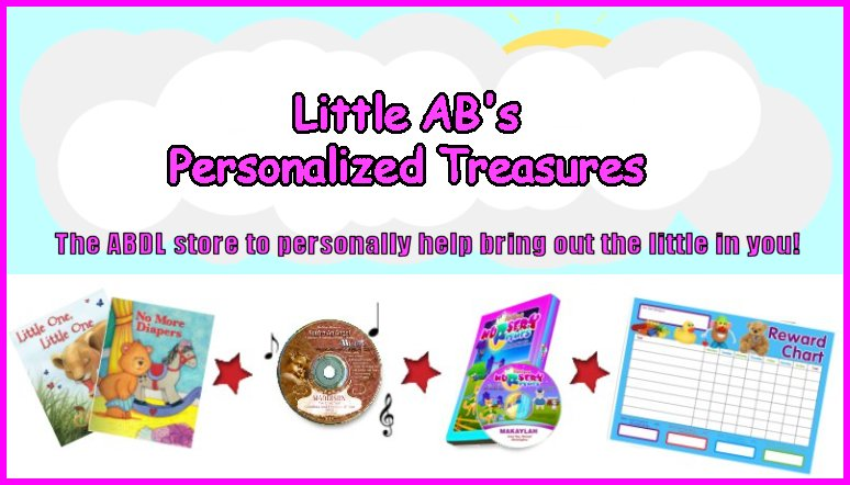 Little AB Personalized Treasures ABDL store